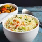 Easy Veg fried rice recipe Indian style