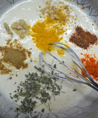 tandoori gobi recipe step 3