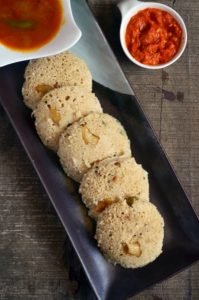 instant oats idli recipe 2