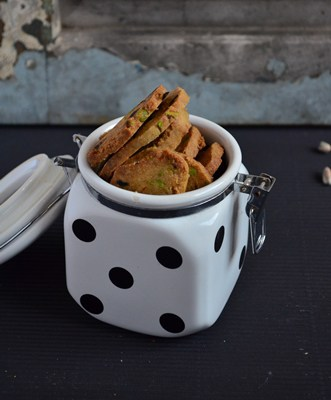 cranberry pistachio cookies recipe steps