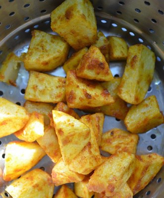 drain and repeat-potato fry recipe