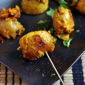 tandoori potato recipe