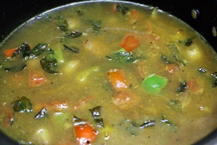 for idli sambar recipe, tiffin sambar recipe
