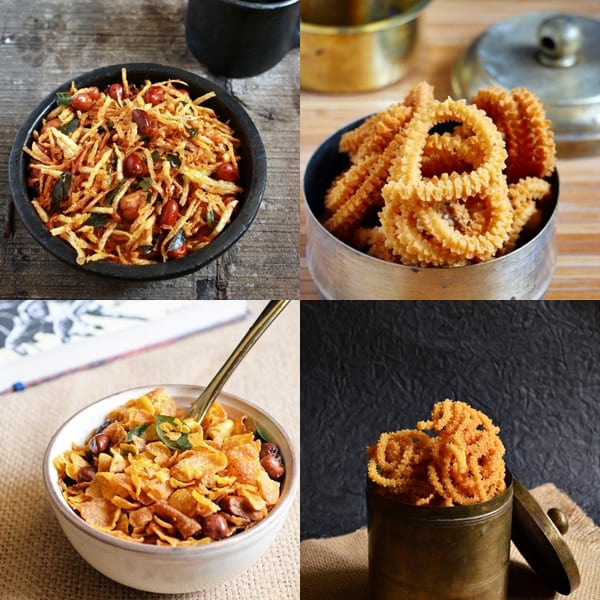 Diwali 2015 snack recipes list