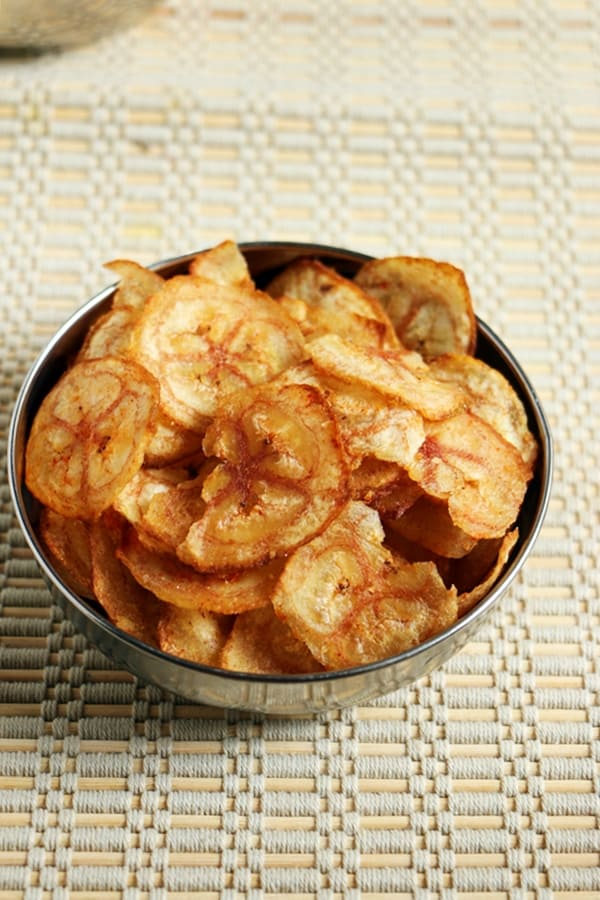 raw banana chips recipe b