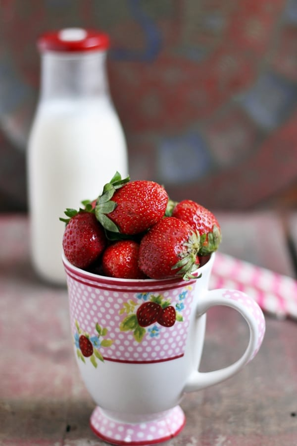strawberry cookies recipe a