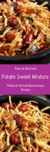 Potato mixture recipe