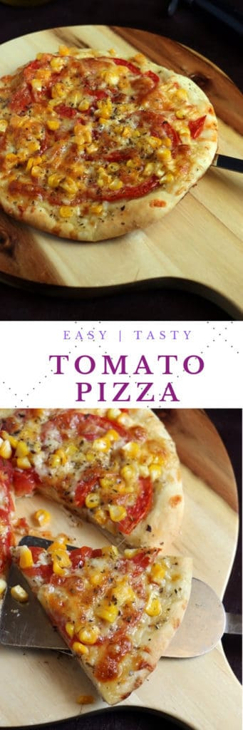 Tomato pizza recipe
