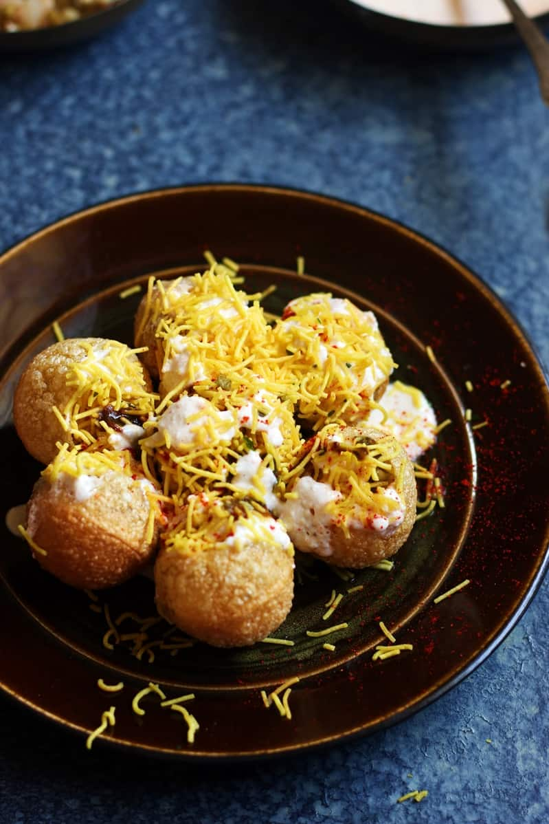 sev puri recipe c