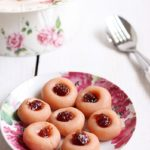almond peda recipe