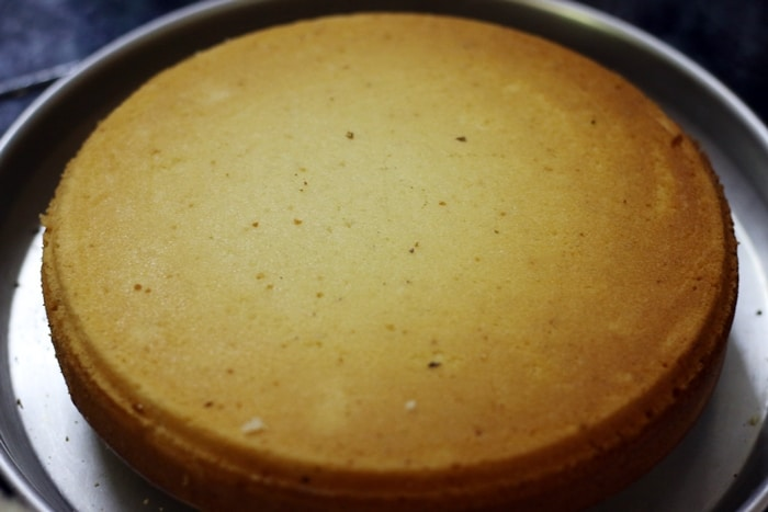 vanilla base for honey cake