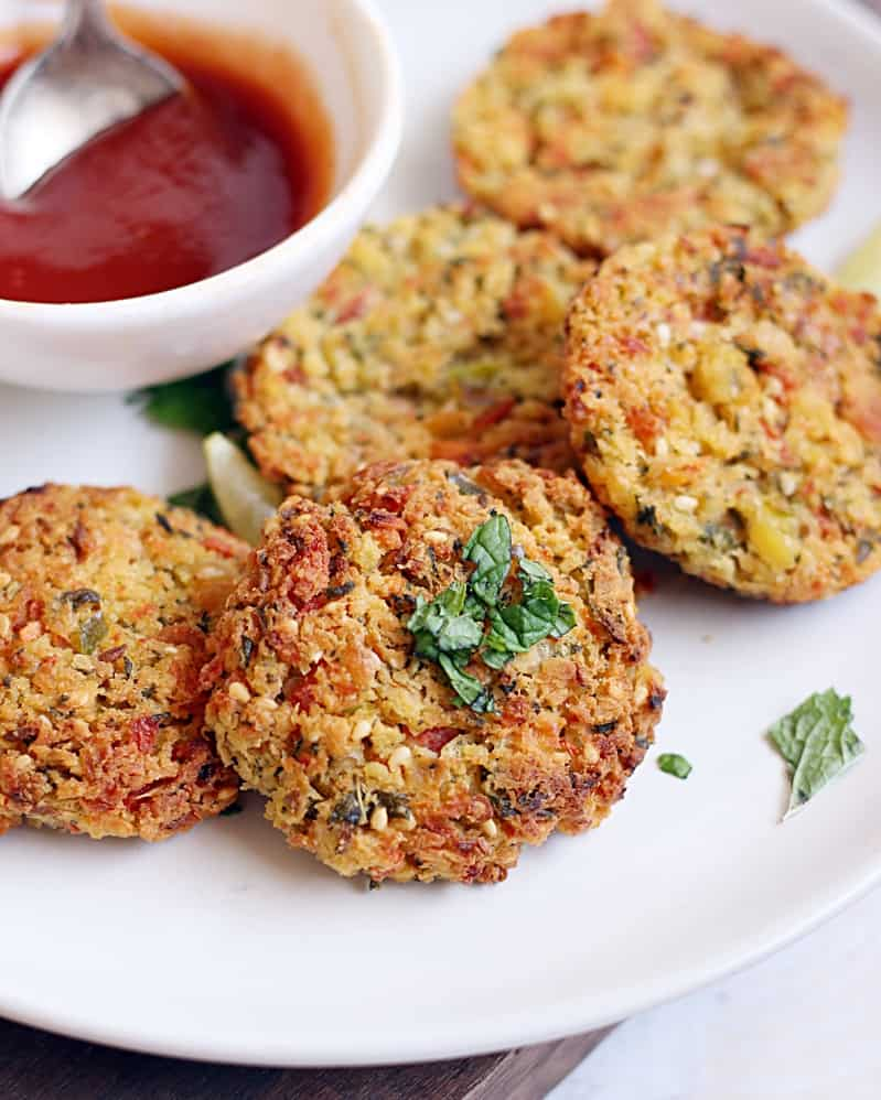 carrot falafel recipe s