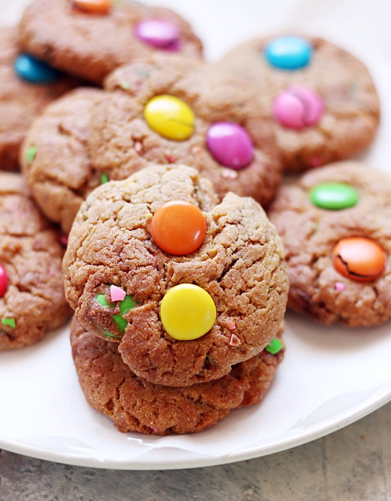 m&m cookies recipe a