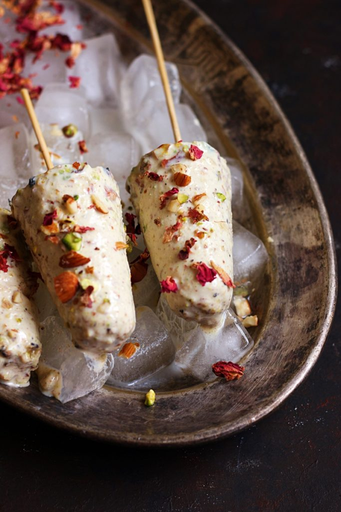 thandai kulfi recipe c