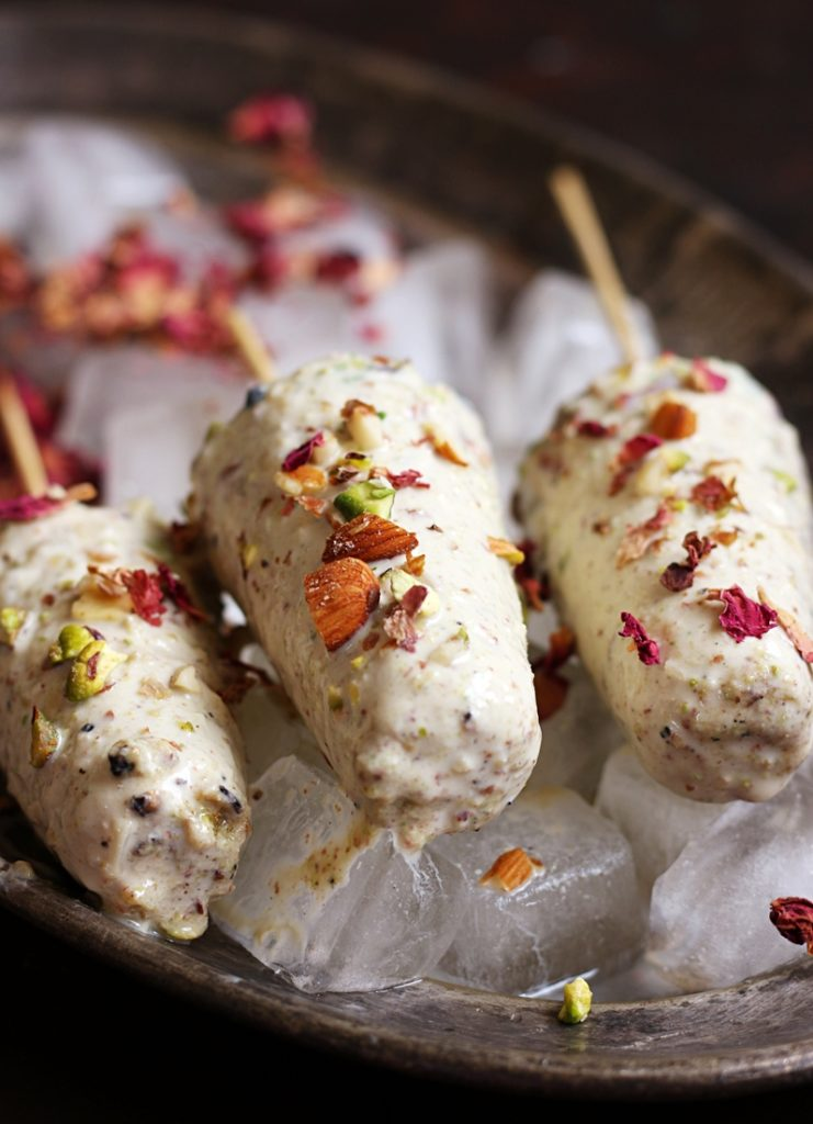 thandai kulfi recipe d