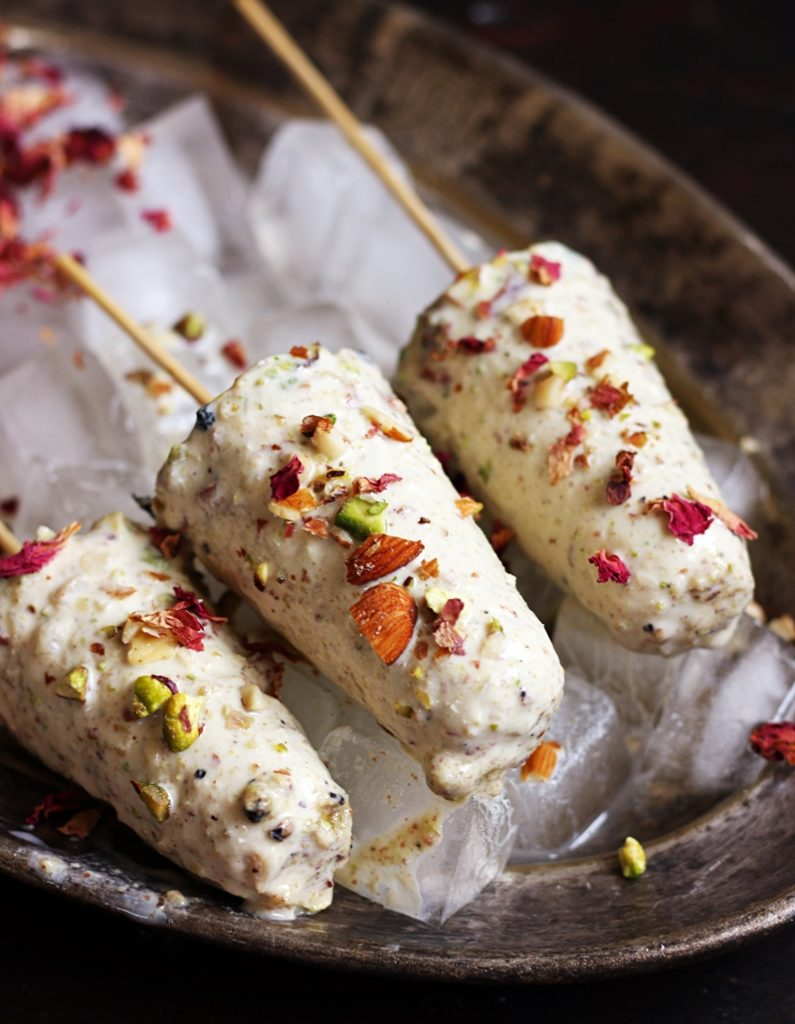 thandai kulfi recipe e