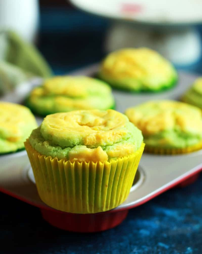 mango paan muffin recipe