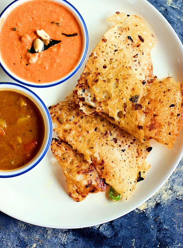onion rava dosa recipe a