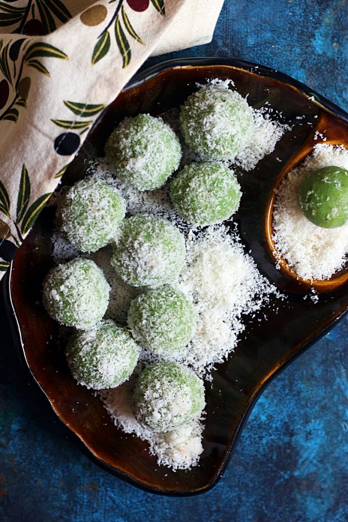 coconut paan ladoo recipe a