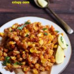 crispy corn recipe