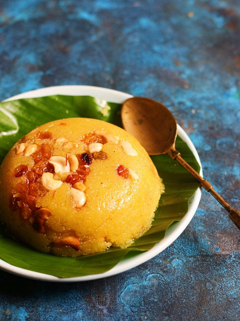 kesari bath recipe a