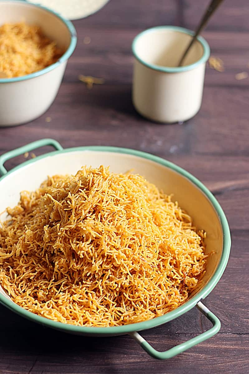 cheese sev recipe a