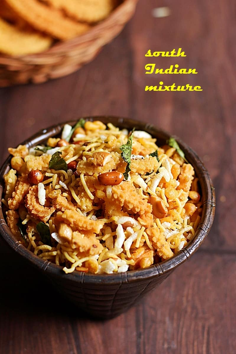 Mixture Recipe- Madras mixture recipe