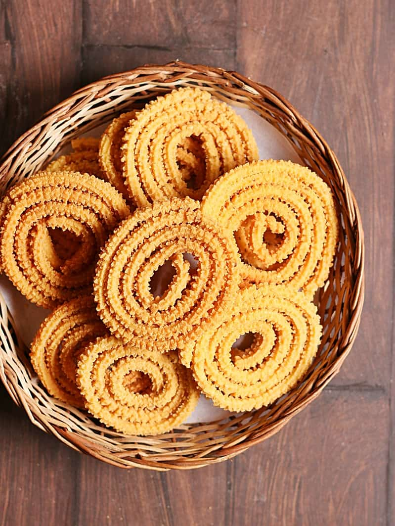 magizhampoo murukku recipe- Diwali snacks recipes
