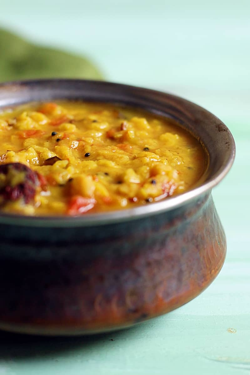 Punjabi chana dal fry recipe