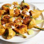 cut mirchi bajji recipe