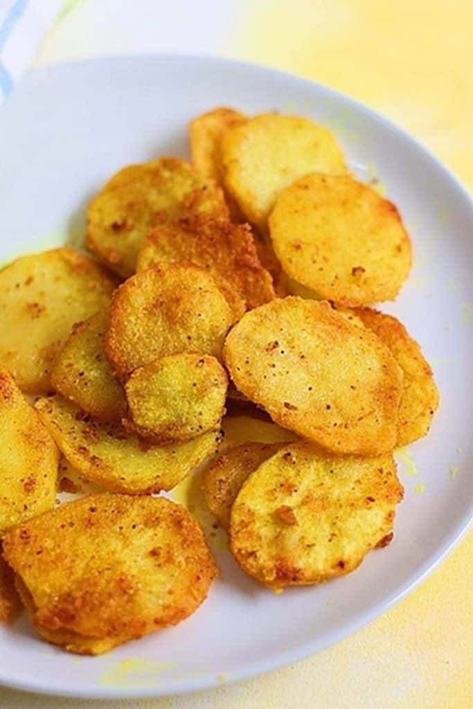 potato fries recipe