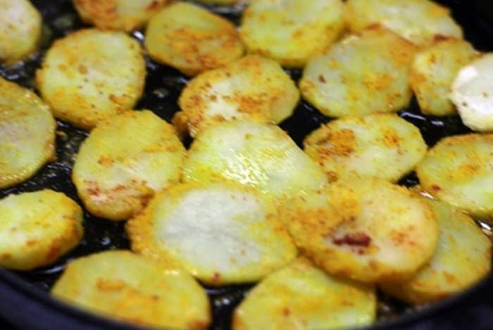 potato fries recipe step 3