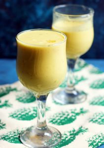 learn to make virgin pina colada mocktail without rum