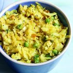 cabbage poriyal recipe with freshly grated coconut