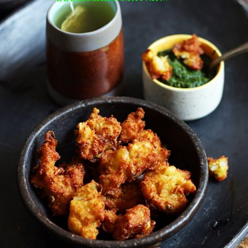 cheese pakora recipe