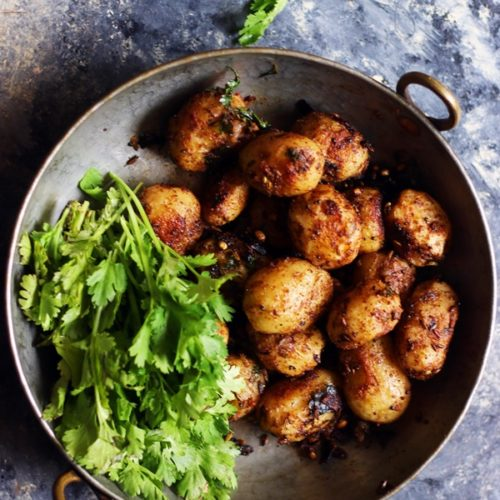 easy bombay potatoes recipe
