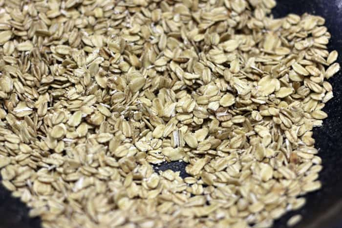 easy granola recipe step 1