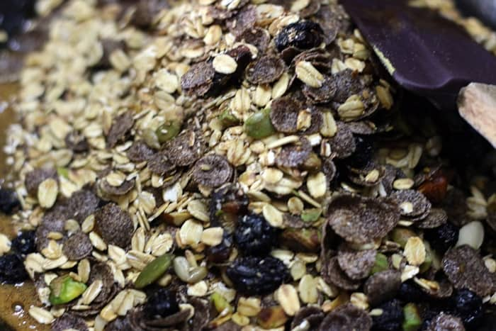 easy granola recipe step 5