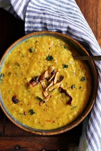lasuni dal recipe
