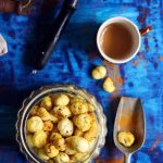 roasted makhana recipe