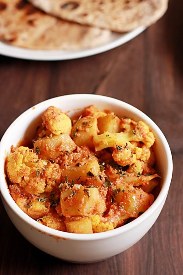 Aloo gobi masala recipe, how to make aloo gobi masala