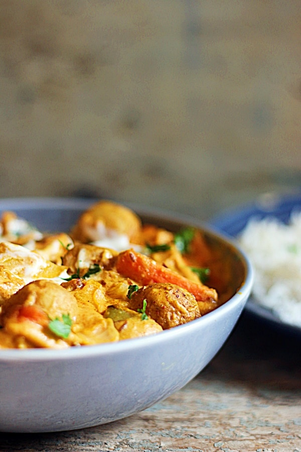 veg tikka masala ready to serve