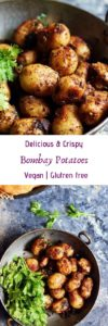 Bombay potatoes recipe