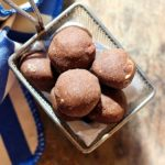 ragi ladoo ready to serve