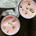 rose milkshake recipe