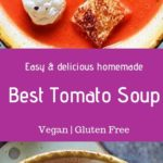 Best tomato soup recipe-