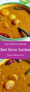 Vengaya sambar recipe with step by step photos. Onion sambar recipe known vengaya sambar in Tamil is one of the most popular sambar recipes in Tamil cuisine. Here is how to make onion sambar for rice, idli .
