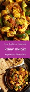 Paneer chatpata recipe