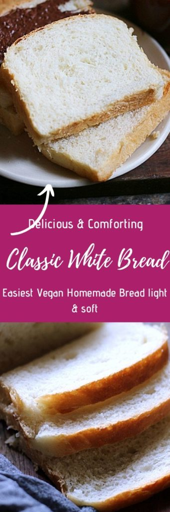 classic white bread recipe