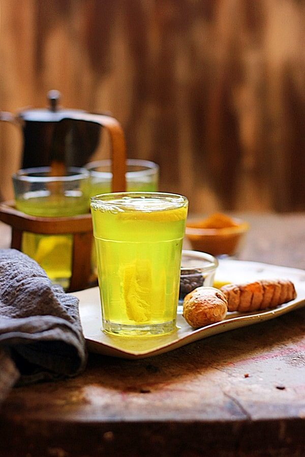 turmeric tea recipe